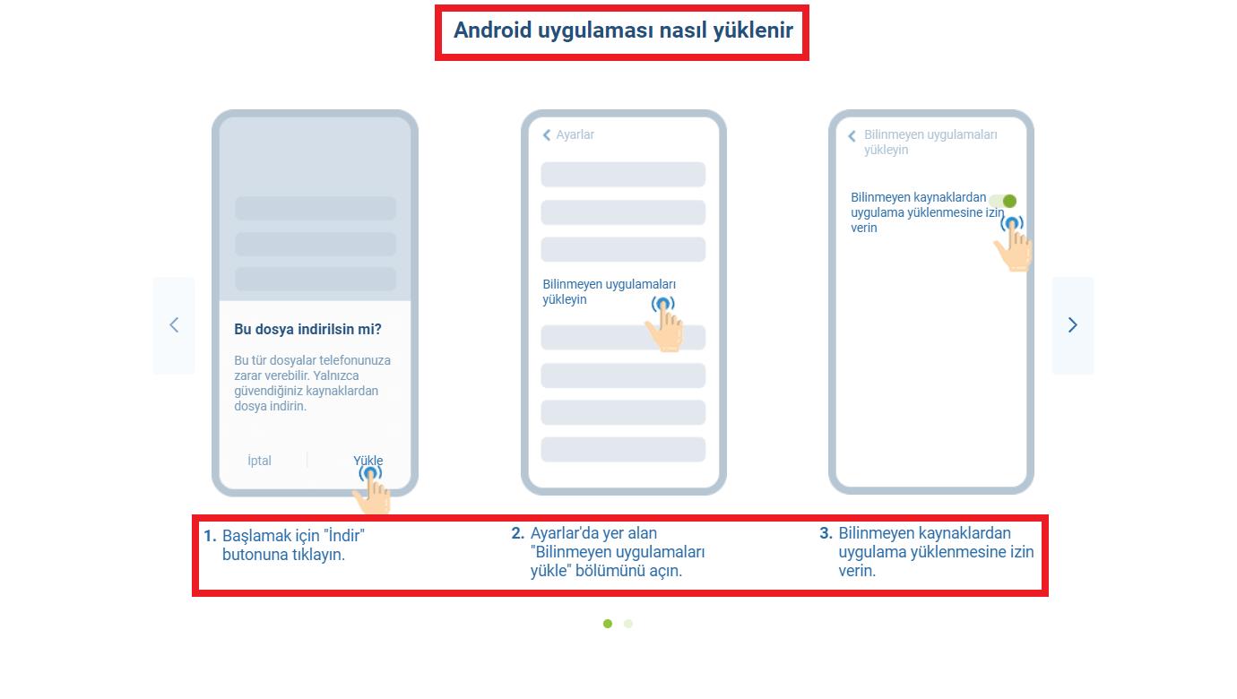 1xbet Android ve Apple Uygulamaları
