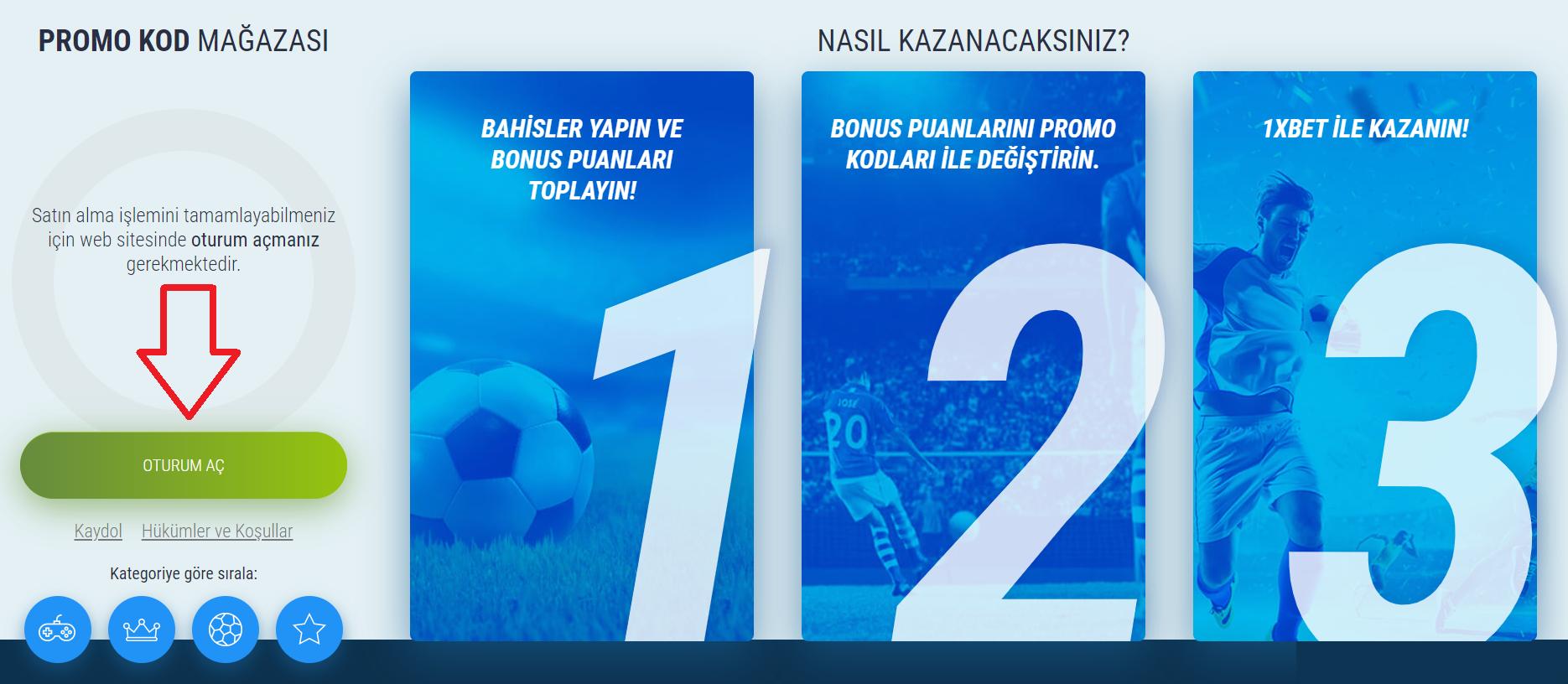 Türkiye İçin 130 Euro Özel Bonus 1xbet Promosyon Kodu